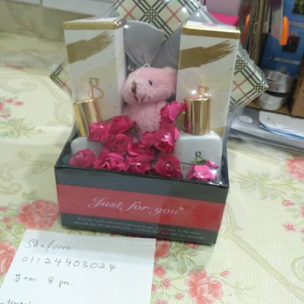 Gift Set SugarBomb – Please Contact Admin